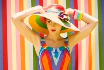 Multicolour / All things colourful, bright and bold...Exactly what Cosatto is about. / by Cosatto