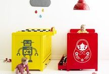 Baby Spaces / Big spaces, small spaces but all great spaces to start out life in.   / by Cosatto