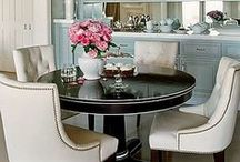 Design: Dining Room / by Lesley&Denise@ Chaotically Creative