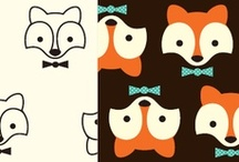 Foxes / Everybody loves a fox... / by Cosatto