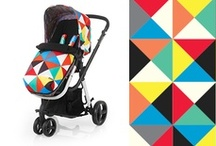 Triangles / How the Cosatto Giggle-Pablo got its bold and bright look. / by Cosatto