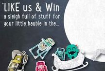 Cosatto Competitions / Everybody loves freebie goodies, especially Cosatto Goodies. / by Cosatto