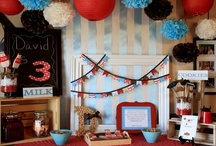Party Ideas / by Elizabeth Prentiss {Let it be Lovely}