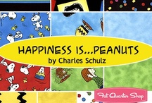 Peanuts / Who doesn't love the Peanuts Gang?! / by Tisha Cooley