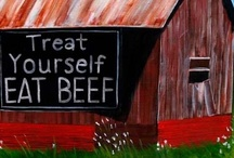 Beef / by Ricki Henne