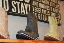 Boots at Bliss / 25% off! / by Bliss Home