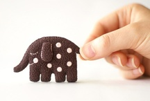 Fun Stuffed animal / #plush #stuffed #animal #cute #amigurumi #toy #creature #softie #plushie / by Coco Flower
