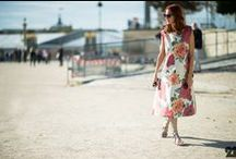 J'adore Paris / Paris Fashion Week Street Style! / by Kirna Zabete