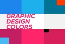 Hot and Cold / Graphic Design, Color Use, Unique, Hot & Cold, Eccentric, Audacious / by Max Hancock