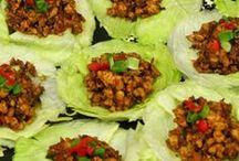 Food: Lean and Mean / by Dina Bhadra Legari