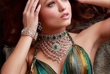 ***Glamour Glamour*** /  charm, appeal, beauty, attraction, fascination, allure, magnetism, enchantment / by Agnija Purina