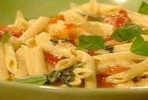 Food: Pasta / by Dina Bhadra Legari