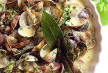 Food: Seafood / by Dina Bhadra Legari