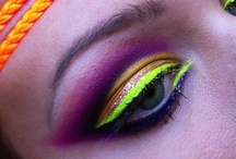 eyes / by Patience With Makeup