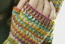 The Crafty Side of Me / Pictures and patterns for knitting and crochet .   / by Adrean