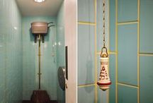 Bathrooms / by Chloë Mager