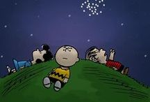 Charles M. Schulz / Charles Monroe Schulz (November 26, 1922 – February 12, 2000), nicknamed Sparky, was an American cartoonist, whose comic strip Peanuts proved one of the most popular and influential in the history of the medium and is still widely reprinted on a daily basis. / by Mulberry Sang