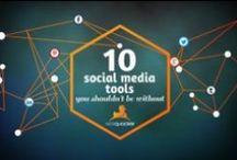 Social Media Tools / by M2 Media Management / Social Media