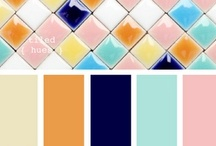 Color Schemes / by Andrea Rachel