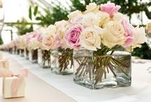 Event//Wedding Centerpieces / by Andrea Rachel
