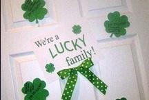 St. Patricks day Idea / by Claire Bergeron