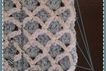 KNITTING & CROCHETING / by Claire Bergeron
