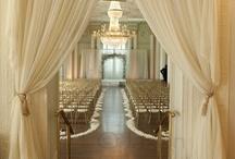Wedding Aisle, Pew & Alter Décor / by Andrea Rachel