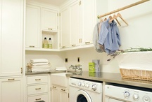 Home :: Laundry / by Christy Baines
