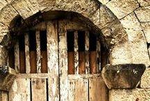 h o m e : doorways / by Lori Plyler