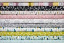 Fabric Collections / by Jennifer Engelbrecht