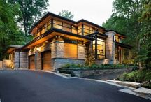 Home Architecture / by Krista Ingram