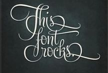Fonts and Printables / by Studio McGee
