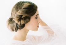 Hair & Makeup / Some neat ideas for hairstyles-braids, up-does, and glamourous all around looks from everyday to special occasions.   / by Lara Westerly
