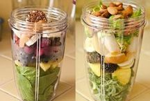 Smoothie's & Healthy drinks & More / Fruit drink's or Detox drink's of your choice  / by Eva Marie