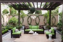 Patios that Engage / by HomeZada