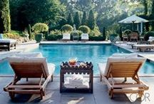 Refreshing Pools / by HomeZada