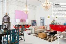 Decor & Design & Home / by Monica Kim