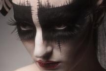 Halloween Makeup and Costumes... / by Cheryl Warren