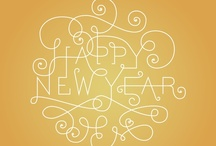 confetti. countdown. champagne. / Happy New Year! / by Heidi Darrington