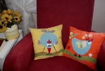 Cute Pillows / by Begonvilli Ev