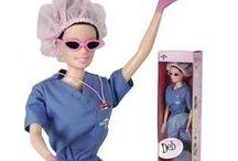 Barbie's twisted / by Jill Czigans