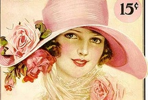 Stitch In Time - Early 20th Century / Fashion from about 1900 to 1920 / by Melody Worrell