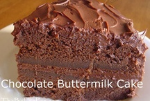Chocolate Recipes / by Gayle Selman