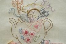 Embroidery and Embellishment / by Melody Worrell