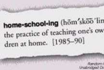Homeschool / by Jennifer Hosfield