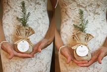 Under the Big Ol' Tree  / Trees, trees and more trees. / by IntimateWeddings.com