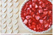 be my valentine. / by Carley Rasmussen