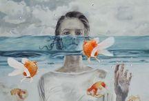 I ❤️ Art / by Mónica Ordorica