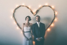 Photography: engagement and wedding / ideas for various couples shoots / by Mollie Murbach