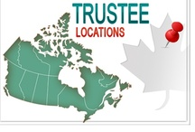 Locations / The Personal Bankruptcy Canada network is made up of trustees from all over the country including Alberta, British Columbia, Ontario, Nova Scotia, Newfoundland and Labrador, New Brunswick and Prince Edward Island. / by Personal Bankruptcy Canada